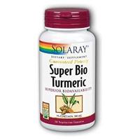 Super Turmeric  30 capsulas vegetales de Solaray - Kal