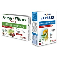 Frutas & Fibras Forte Tránsito Intestinal + Regalo Propex Express