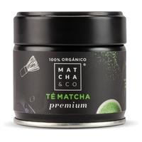 Matcha Premium 100% biologique