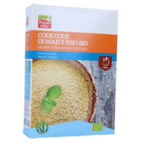 Cous cous with spelled and quinoa