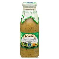 Crema Ecológica de Verduras con Quinoa y Alga Wakame