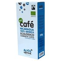 Café Molido Nicaragua Arábica Bio