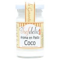 Aroma de Coco Pasta Emulsión Sin Gluten