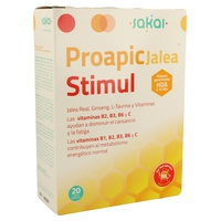 Proapi Jalea Real Stimul con Ginseng