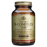 Complexe de vitamine B «100» Légumes à très haute puissance