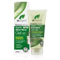 Dr.Organic Aloe Vera Gel, 200 ml - IT