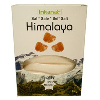 Sal del Himalaya Fina