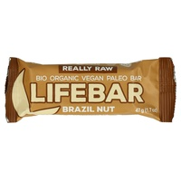 Lifebar (Sabor Nueces del Brasil)