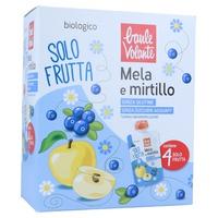 Solo frutta mela e mirtillo