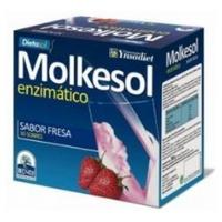 Molkesol Enzimático (Sabor Fresa)