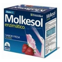 Enzymatic Molkesol (Strawberry Flavor)