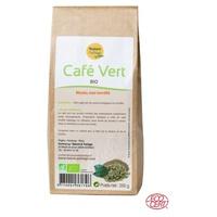 Café em pó verde certificado orgânico Ecocert - 250 g