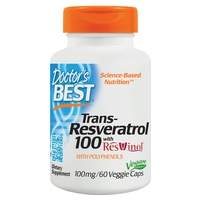 Trans-Resveratrol con ResVinol-25 100 mg