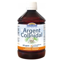 Plata coloidal Animales 20 ppm