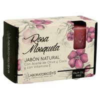 Jabón Natural Premium de Rosa Mosqueta