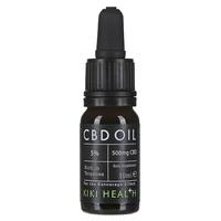Olio di CBD 5% 500 mg