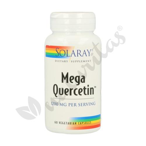 Mega Quercetin 60 cápsulas de Solaray - Kal