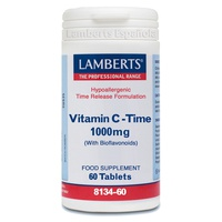 Vitamina C Liberación sostenida
