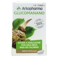 Arkocápsulas Glucomanano