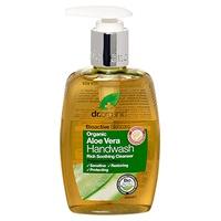Jabón en Gel para Manos Aloe Vera Orgánico
