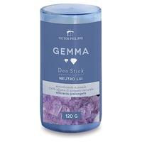 Gemma - barra desodorante mineral para hombres