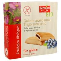 Galleta de arándanos y trigo sarraceno Bio