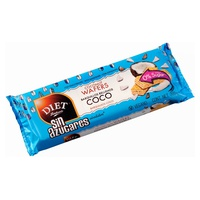 Barquillos Rellenos Sabor Coco Sin Azúcar