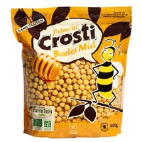 Crosti Gluten Free Honey Balls resealable bag