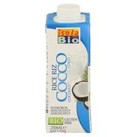 Bebida Mini de Arroz y Coco Bio