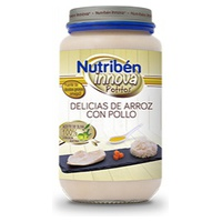 Potitos Innova Delicias de Arroz con Pollo