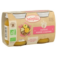 Organic Apple / Mango Jars (from 4 months)