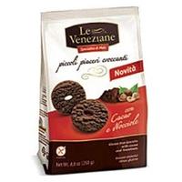 Galletas Cacao y Avellanas Sin Gluten