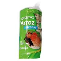 Tortitas de Arroz Integral