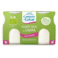 Yogur de Cabra desnatado Ecobifidus