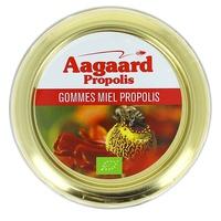 Organiczne gumy miodowe z propolisu