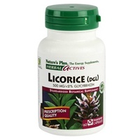 Licorice (Dgl) Regaliz Herbal Actives