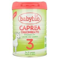Leche de Cabra Infantil 3 de Babybio