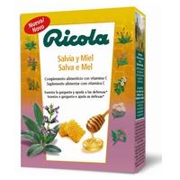Ricola Defensas Salvia e Miele