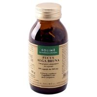 Supplément Fucus Alga Bruna en capsules