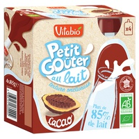 Gourde Cool Goûter au Lait Cacao BIO