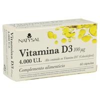 Vitamina D3 4000Ui (Colecalciferol)