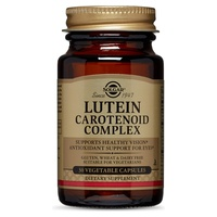 Lutein Carotenoid Complex Vegetable