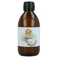 Vegetable Oil First Cold Pressed Macadamia