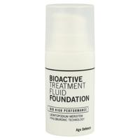 Base Maquillage Fluide Bioactive Or Beige