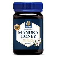 Miel de Manuka monofloral MGO 100+