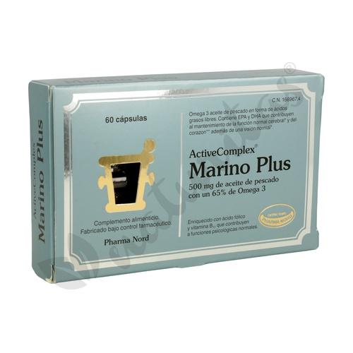 Activecomplex Marino Plus 60 cápsulas de Pharma Nord
