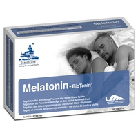 Melatonin Biotonin 120 comprimidos de 0,5 mg Sublinguales de Eurohealth