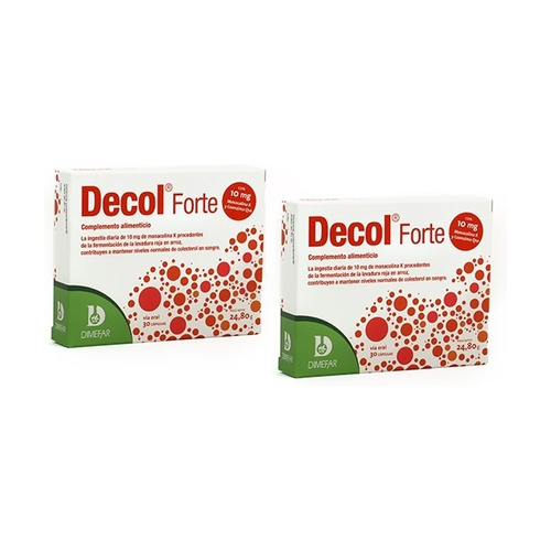 Pack 2x Decol Forte