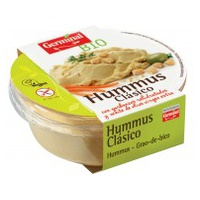 Hummus clásico sin gluten