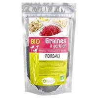 Semillas para germinar - Puerro Bio